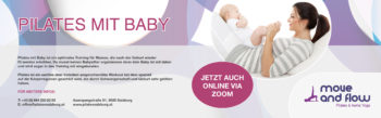 ONLINE!!! Post Pregnancy Pilates Kurs Von 11. März Bis 29. April Um 10:00